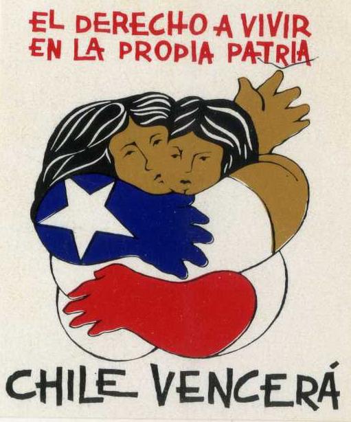 Resultado de imagen para unidad popular chile afiches