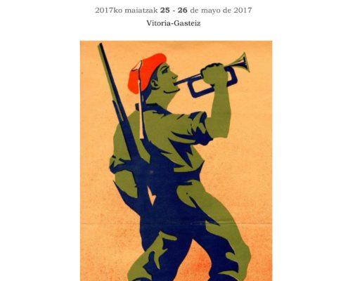 """Congreso: """"La Guerra Civil en el País Vasco"""""""