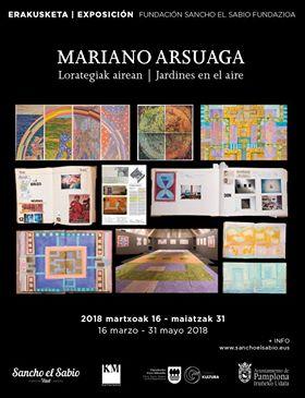 """""""Lorategiak airean/Jardines en el aire"""" de Mariano Arsuag"""