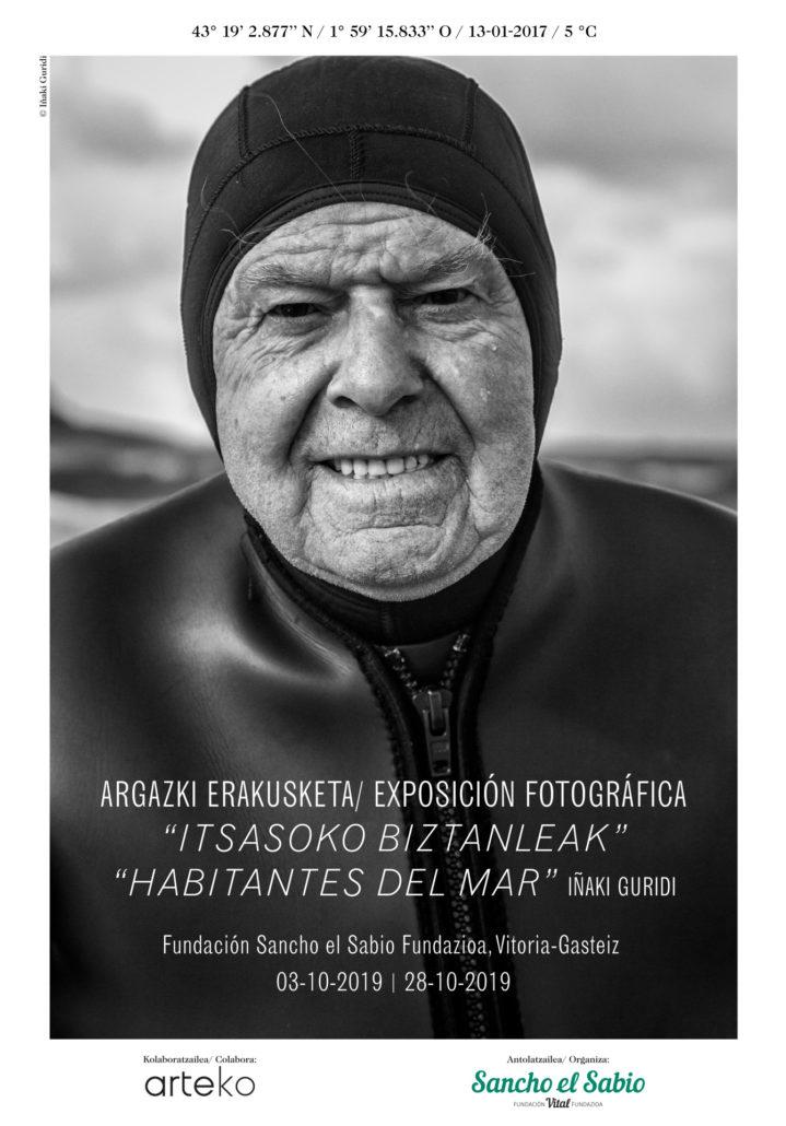 """Exposición Fotográfica """"Habitantes del mar"""""""